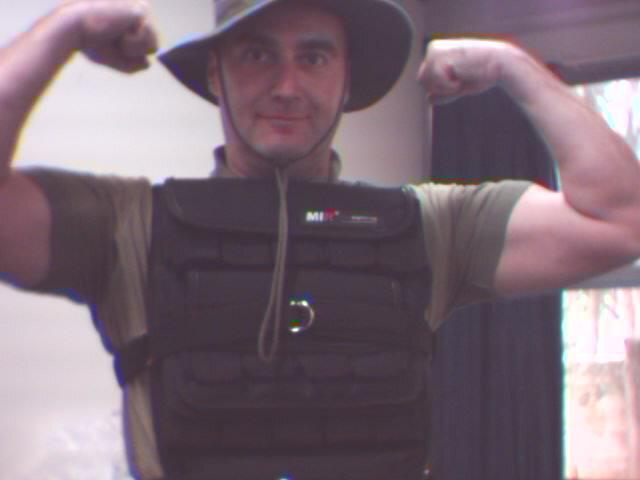 MIR PRO 140 weight vest