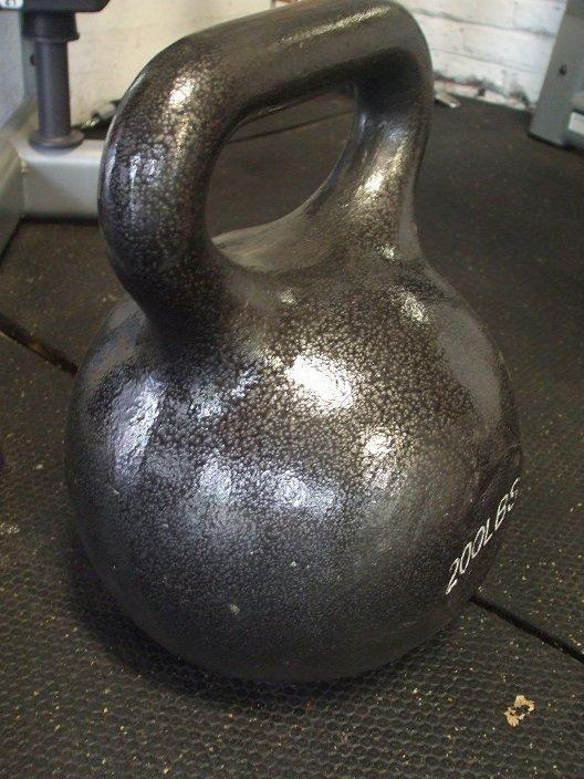 200 lb kettlebell